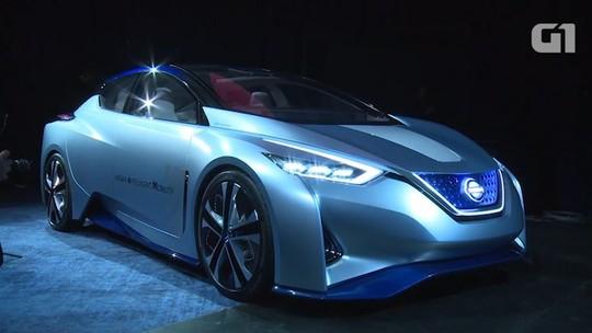 Renault-Nissan testará sistema autônomo no próximo Leaf