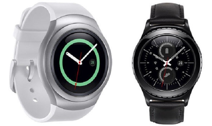 0d0a2d1a63f Gear S2 conta com versão convencional e também modelo clássico (Foto   Divulgação Samsung