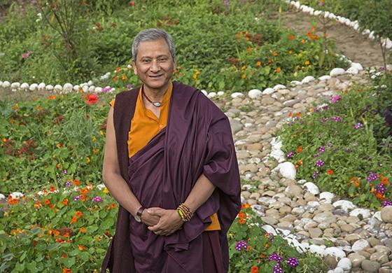 Segundo Saamdu Chetri, o Butão pode contribuir muito com o conceito da Felicidade Interna Bruta  (Foto: © Haroldo Castro )