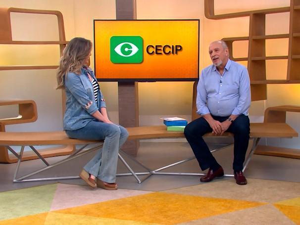 Claudius relembra os 20 anos de história do Centro de Criação de Imagem Popular (Foto: Globo)