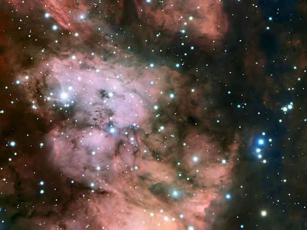 Estrelas 2 (Foto: ESO/Divulgação)