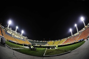 Pacaembu Palmeiras x Atlético-MG (Foto: Marcos Ribolli/GloboEsporte.com)