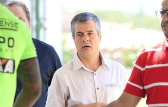 """Léo Franco vê acesso como obrigação para o Figueira em 2017: """" Desafio"""""""