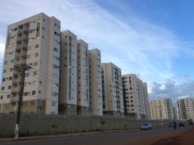 Momento estável do mercado imobiliário em Rondônia prorporciona maior facilidade na hora de negociar (Foto: Vanessa Vasconcelos/G1)