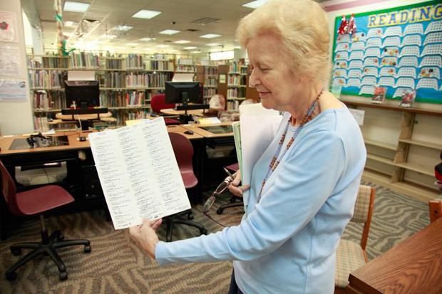 Biblioteca de White Settlement colheu assinaturas para impedir que gato seja expulso (Foto: John L. Mone/AP)