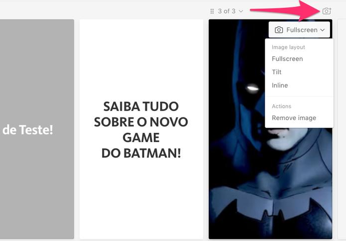 Como usar e criar um Séries, o Snapchat do Medium (Foto: Reprodução/Felipe Vinha)