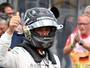 Rosberg desbanca Hamilton e faz pole na Alemanha (Jens Meyer/AP)