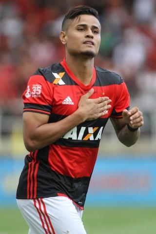 Everton Flamengo gol (Foto: Gilvan de Souza / Flamengo)
