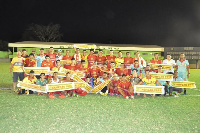 Galvez vence  Sub-19 Acreano (Foto: Manoel Façanha)