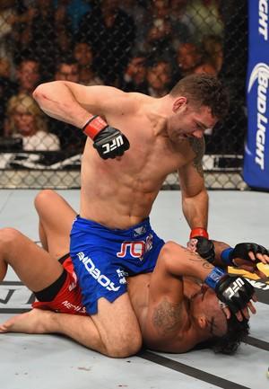 Weidman x Belfort UFC (Foto: Josh Hedges/GettyImages)