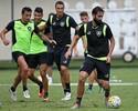 Renan Fonseca e Emerson Silva disputam vaga de Carli no Botafogo