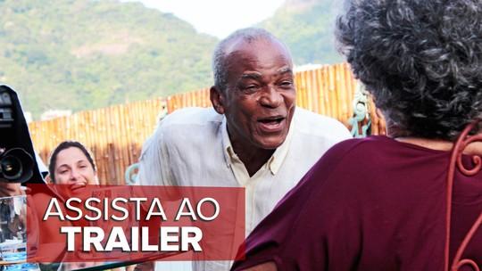 'Pitanga', documentário sobre Antônio Pitanga, ganha trailer; assista