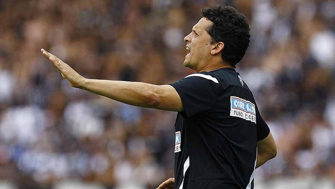 Técnico Santos Claudinei Oliveira (Foto: Ricardo Saibun / Divulgação Santos FC)
