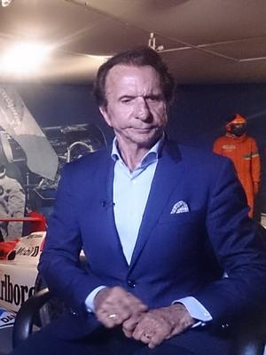 Emerson Fittipaldi (Foto: Felipe Siqueira)