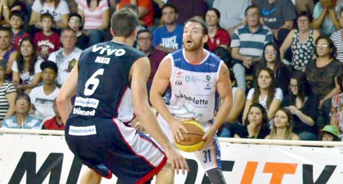 Bauru Basquete x Franca, Roberto Day, pela semifinal do Paulista (Foto: Henrique Costa / Bauru Basket)