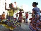 Grupo Babado de Chita agita Bariri com ritmos característicos do Brasil