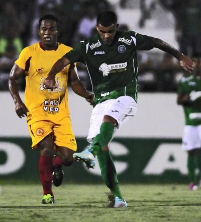 Guarani x Atlético Sorocaba  (Foto: Rodrigo Villalba / Divulgação Guarani)