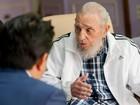 Premiê japonês expressa a Fidel preocupação sobre Coreia do Norte