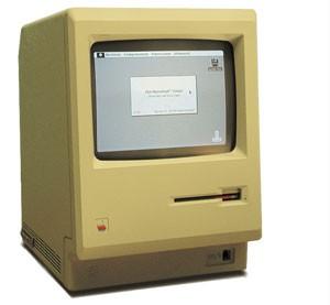Macintosh original (Foto: Divulgação/Wikimedia Commons)