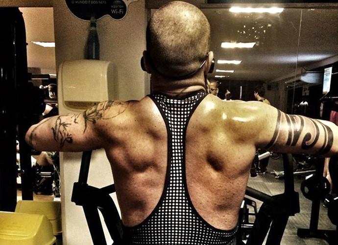 diogo pretto tattoo 9 (Foto: Divulgação/Gshow)