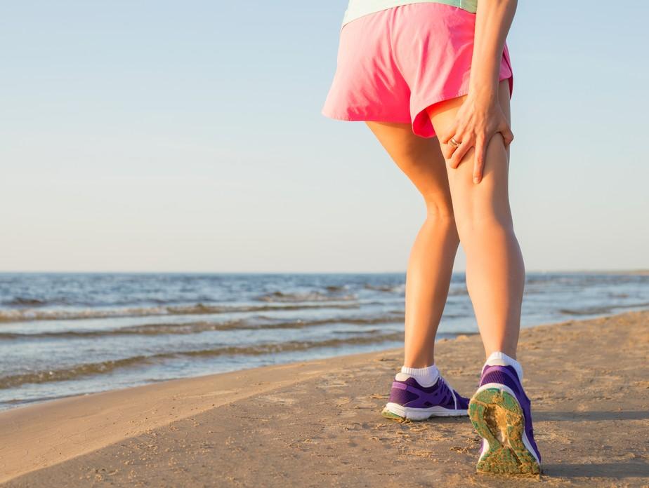 Oito sinais de que você está prestes a ter uma lesão muscular