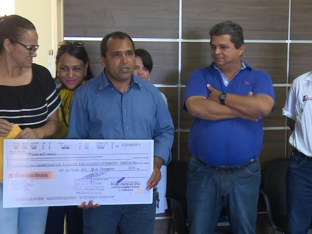 Recurso foi adquirido pela Câmara de Alvorada do Oeste (Foto: Rede Amazônica/ Reprodução)