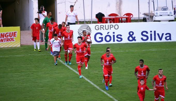 Boa Esporte Melão (Foto: Régis Melo)