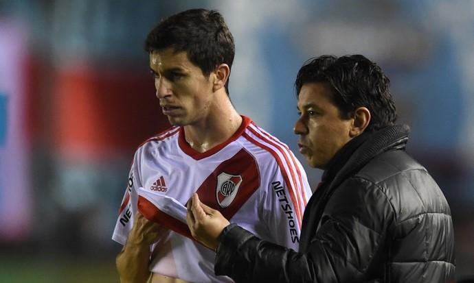 Marcelo Gallardo River Plate (Foto: Divulgação)
