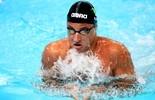 Alemão quebra recorde dos 100m peito e deixa Felipe Lima com a prata (Satiro Sodre/SSPress)