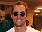 Matthew McConaughey diz a jornal que quer trabalhar com brasileiros
