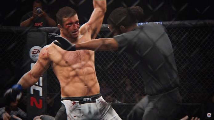 Ea Sports UFC 2: conheça o modo Ultimate Team (Foto: Divulgação/EA)