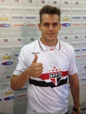 Rafael Toloi São Paulo (Foto: Marcelo Prado/Globoesporte.com)