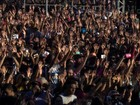 Marcha para Jesus leva milhares de fiéis às ruas em São Paulo