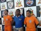 Filho de ex-vereador é preso suspeito de assalto a banco no Maranhão