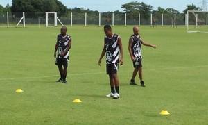 Mixto treino físico (Foto: Bárbara Taques)