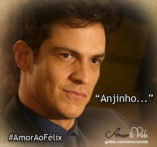 Anjinho (Foto: Amor à Vida / TV Globo)