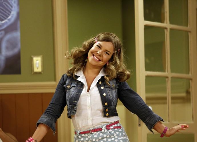 Fernanda Souza interpreta Tati na Escolinha do Professor Raimundo (Foto: Raphael Dias/Gshow)