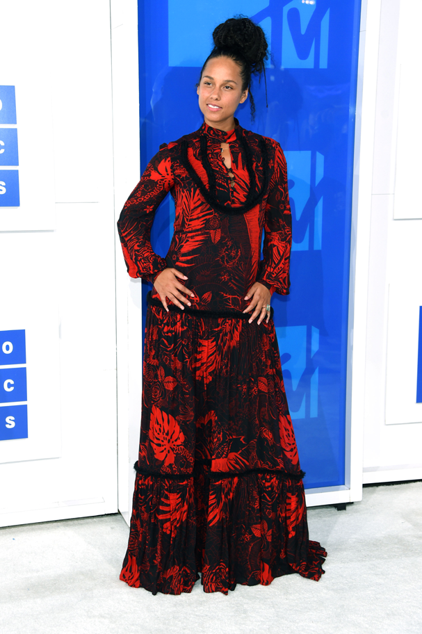 Alicia Keys (Foto: Jamie McCarthy/Getty Images)