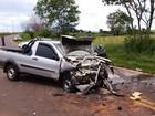 Sargento aposentado da PM morre em acidente de carro em Rubiácea