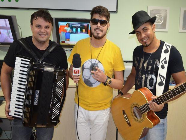 Banda Kart Love vai comandar o 'Arrocha Chic' no Subúrbia (Foto: Fredson Navarro / G1)