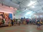 A dança pela cura: etnia canadense empolga espectadores dos JMPI