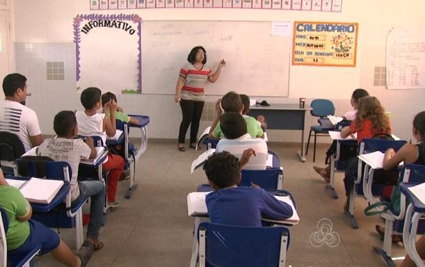 Nesta quinta-feira (15) é comemorado o Dia do Professor. (Foto: Bom Dia Amazônia)