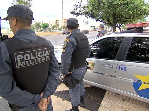 Mais de 5 mil agentes de segurança irão atuar no dia da eleição em MT (Foto: Reprodução/TVCA)