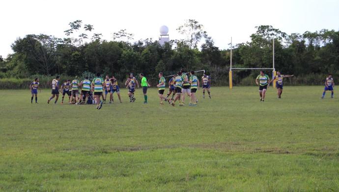 Taça Pantanal em Porto Velho (Foto: Daniele Lira)