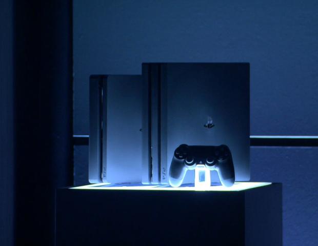 PlayStation 4 Pro (Foto: reprodução)