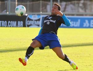 Edilson é o titular da lateral direita do Grêmio (Foto: Lucas Uebel/Grêmio FBPA)