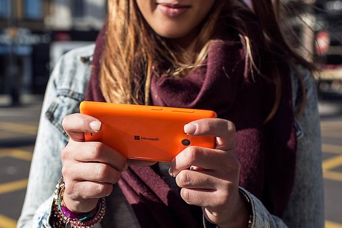 micro lumia 535