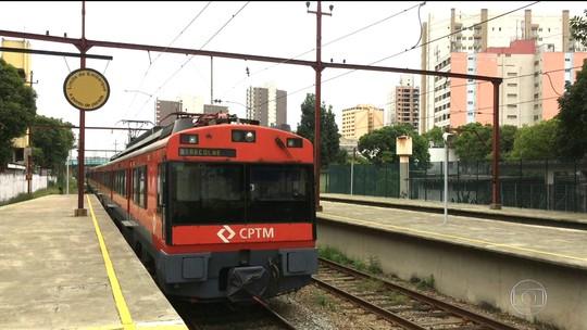 Maquinistas reduzem velocidade dos trens em 49 trechos da CPTM por problemas em trilhos