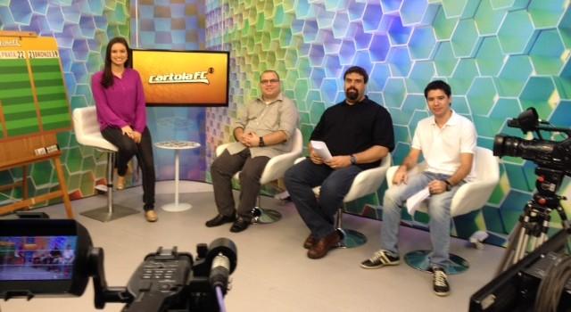 Programa do Cartola FC - Reunião de precificação (Foto: Globoesporte.com)
