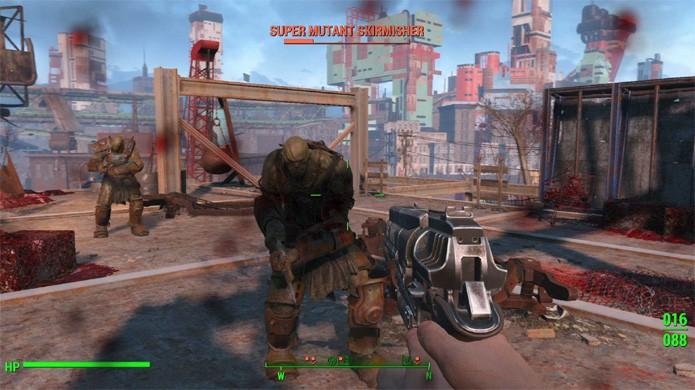 Fallout 4 receberá DLCs a partir de 2016 e terá suporte a mods no PlayStation 4 (Foto: Reprodução/VG247)